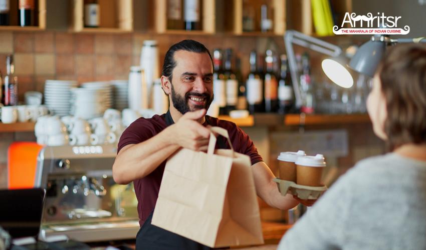 What is Takeaway Restaurant?