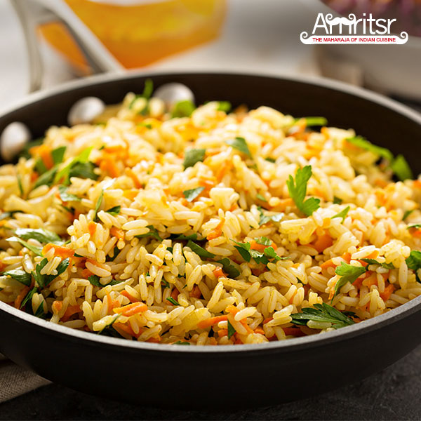 Fried Rice in Dubai
